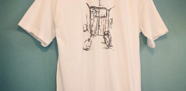 新しいTシャツたくさんです◎