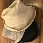 日常と帽子と、裾がまるっと。
